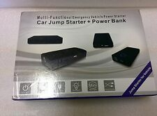 NEW 15000mAh Portable Car Jump Starter Jumper Battery Charger Mobile Power Bank