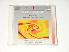 Catharina Meints - Viola Da Gamba - CD - MARIN MARAIS - La Gamme - Suite Pieces