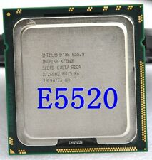 Intel Xeon Processor E5520 8M 2.26GHz 5.86GT/s LGA1366 SLBFD CPU