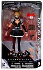 DC COLLECTIBLES BATMAN ARKHAM KNIGHT HARLEY QUINN FIGURE #4
