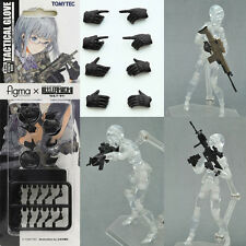 Little Armory OP03 Figma Tactical Glove Stealth Black Anime Figure Tomytec Japan