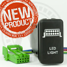 TOYOTA LANDCRUISER 100 SERIES LED LIGHT BAR SWITCH TOYOTA LED LIGHTBAR SWITCH