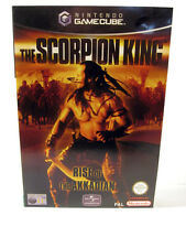 NINTENDO GAMECUBE GAME  THE SCORPION KING  RISE OF THE AKKADIAN