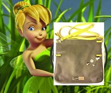 Disney Parks Kingdom Couture Cross Body Tinkerbell/Tinker Bell Charms Purse/Bag
