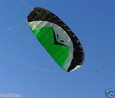 Pro 2.5sqm 4 lines control power kite with flying lines and quad handle/trainer