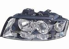 Audi A4 Headlight Unit Passenger's Side Headlamp Unit 2001-2004