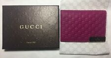 GUCCI Train Pass MicroGuccissima Leather NEW in Box $295