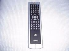 Rowa Brand DVD Remote - Remote Control - Tested  Ex Cond - Free Shipping