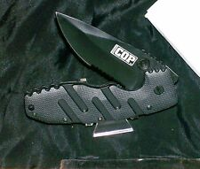 "Professional BFT Knife Framelock Triple 888 4-5/8"" W/Orig. Packaging, Specialty"
