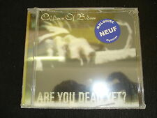 CHILDREN OF BODOM Are you dead yet? CD NEUF