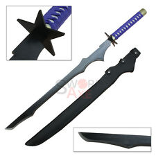 Ryohei Fuke Manga Black Rock Shooter Anime Replica Carbon Steel Star Sword