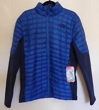 The north face men's momentum thermoball hybrid calorifugée monstre bleu s