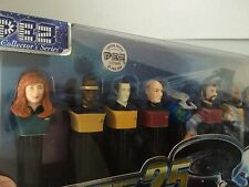 Star Trek Next Generation 25th Anniversary Pez Set NIB