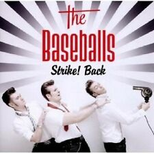 "THE BASEBALLS ""STRIKE! BACK"" 2 CD NEU"