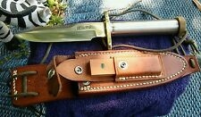 RANDALL KNIFE 18 (SURVIVAL 1984-88) WITH SHEATH