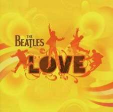 Love - The Beatles CD CAPITOL