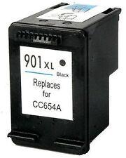 TINTA HP 901 NEGRO  REMANUFACTURADO COMPATIBLE XL MAXIMA CARGA