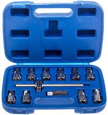 Ölwannen Steckschlüssel Satz Ölwannenschlüssel PKW Kfz Werkzeug Ölwannenschraube
