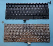 "Tastatur Apple Macbook Pro Uibody A1278 13,3"" MB466 MB477 MB990 QWERTZ Keyboard"