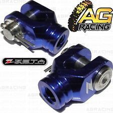 Zeta Blue Rear Brake Clevis For Kawasaki KX 125 2002 02 Motocross Enduro New MX