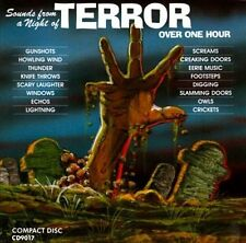 Sounds from a Night of Terror by Various Artists (CD, May-1992)