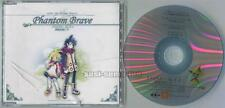 """SONY PS2 PLAYSTATION 2""""PHANTOM BRAVE RADIO CD""""FAST PRIVILEGE PROMO NOT FOR SALE"""