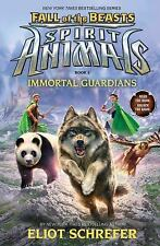 NEW Immortal Guardians Spirit Animals Fall Of The Beasts Book Eliot Schrefer
