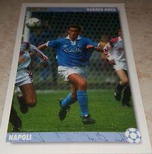 CARD JOKER 1994 NAPOLI BUSO CALCIO FOOTBALL SOCCER ALBUM