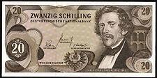 Österreich / Austria 20 Schilling 1967 Pick 142