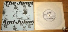 "THE JANET AND JOHNS I WAS A YOUNG MAN UK VINDALOO PUNK 2-TRACK 7"" 1980 1ST PRESS"