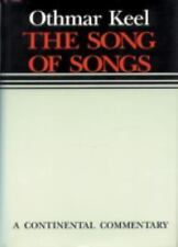 Continental Commentary: The Song of Songs by Othmar Keel (1994, Paperback)