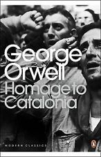 HOMAGE TO CATALONIA GEORGE ORWELL 9780141183053