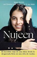 Nujeen : La Jornada Increíble de una Niña Desde Siria en una Silla de Ruedas...