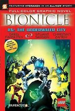 Bionicle #6: The Underwater City (Bionicle Graphic Novels), Farshtey, Greg, Very