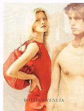 PUBLICITE ADVERTISING 035  2011  BOTTEGA VENETA   collection sacs