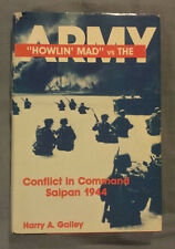 """Howlin' Mad"" vs The Army: Conflict in Command Saipan 1944"