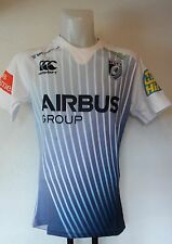 CARDIFF BLUES 2014/15 ALT PRO RUGBY JERSEY BY CANTERBURY SIZE 6 YEARS BRAND NEW