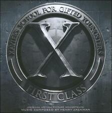X-Men: First Class, New Music