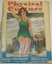Physical Culture Magazine Making Over Your Personality August 1929 110614R