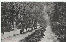 Germany Postcard - Wildbad - Partie an der Enz   2910