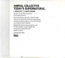 (DP277) Animal Collective, Today's Supernatural - 2012 DJ CD