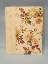 C.R. Gibson Charlotte Wedding Marriage Memory Record Guest Book Photo Album-New