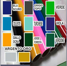 PVC ADESIVO PLOTTER TAGLIO COLORI 4/5 ANNI 3M X 50CM