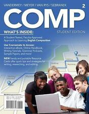 COMP (with English CourseMate with eBook Printed Access Card), Sebranek, Patrick