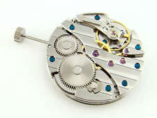 17 Jewels Seagull Swan Neck 6497 Hand Winding Movement For Parnis Watch 5-5