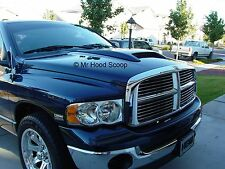 Dodge Ram Rumble Bee Hood Scoop Kit By MrHoodScoop PAINTED HS006 2002-2008