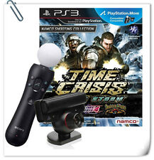 PS3 Playstation Bundle Razing Storm + Move motion controller + Eye camera bulk