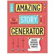 The Amazing Story Generator : Creates Thousands of Writing Prompts by Jay...