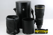 Nikon Nikkor AF-S 300mm f/2.8D ED + Case & Hood -NearMint (Ni-242)