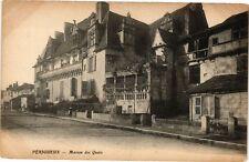 CPA Périgueux-Maison des Quais (233111)